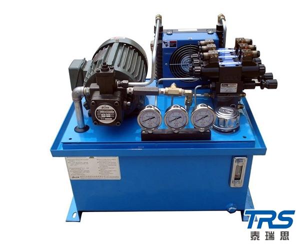机械液压系统