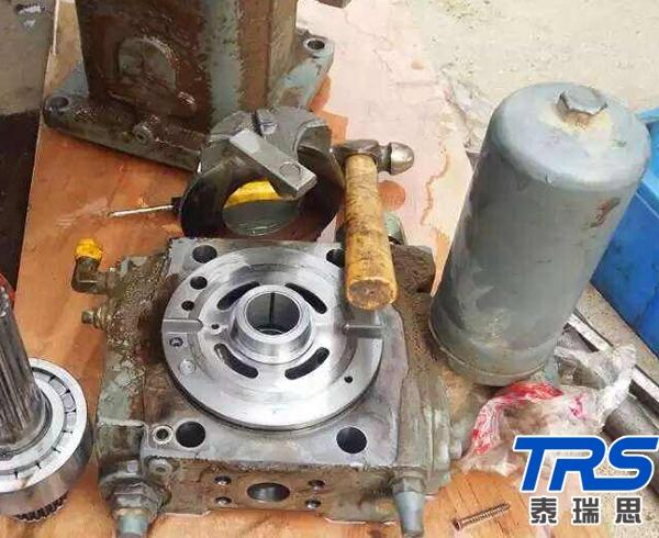 数控机床液压泵维修